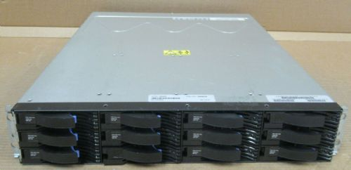 IBM EXP3000 Expansion Storage Array 12x SAS Bays 6TB 2x CTRL & 2x PSU 39R6464